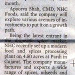 NHC Foods-Hindu Business Line (All Editions), Page 10, 21 Feb 2013